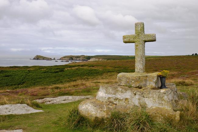 Penn-ar-Lan - La croix Saint Pol